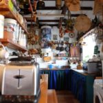 Jambo Guest House Kitchen